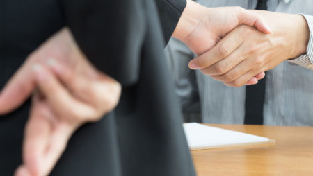 Causas del fraude empresarial